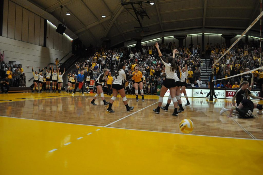 Cowgirls Outgun Rams in First Edition of Border War