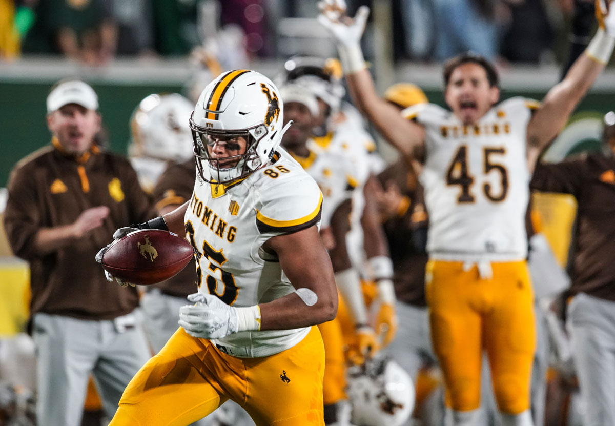Wyoming Seeks Second Straight Win, Hosts San Jose State on Saturday