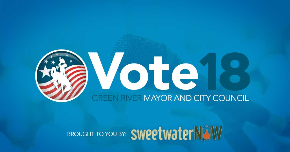 [VIDEO] Green River Mayor and City Council Candidate Forums