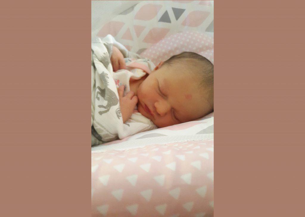 Birth Announcement: Isabella Faith Fulmer