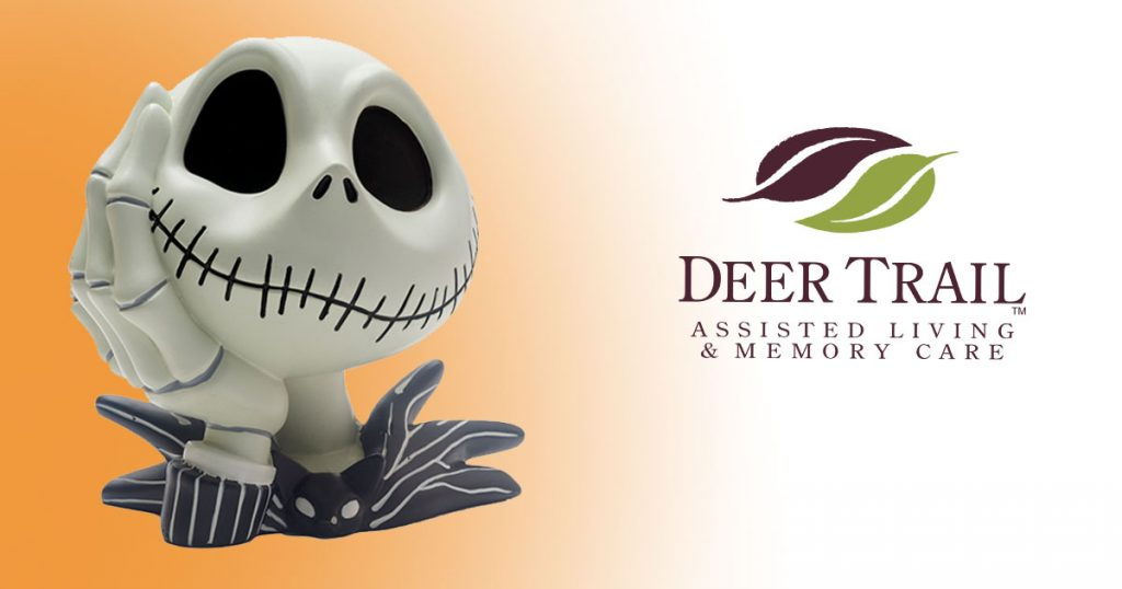Deer Trail Assisted Living Hosts 5th Annual Halloween Trick-or-Treat & Haunted House
