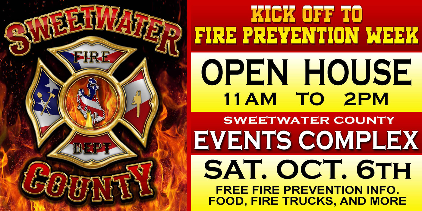 Kick Off Fire Prevention Week with the Local Firefighters this Saturday