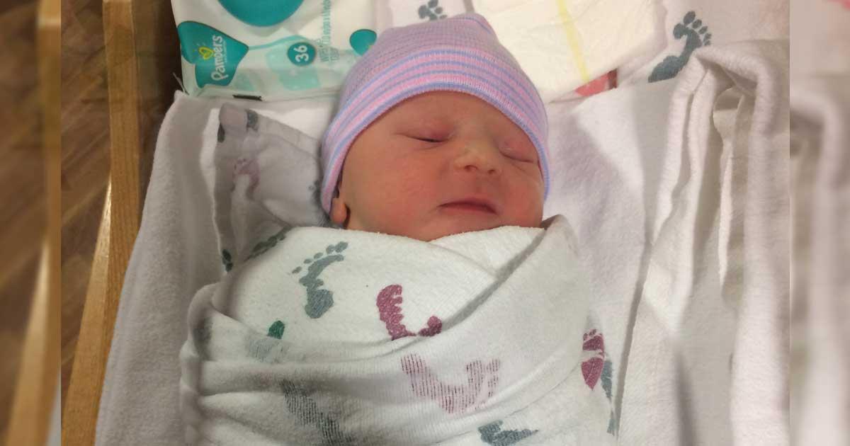 Birth Announcement: Logan Axel Muije