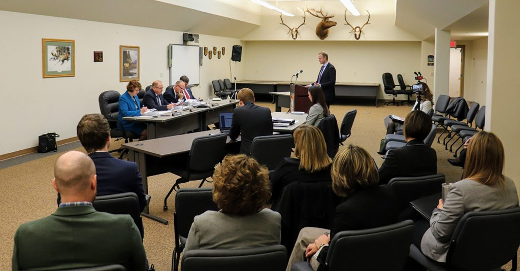 Wyoming State Canvassing Board Certifies General Election Results