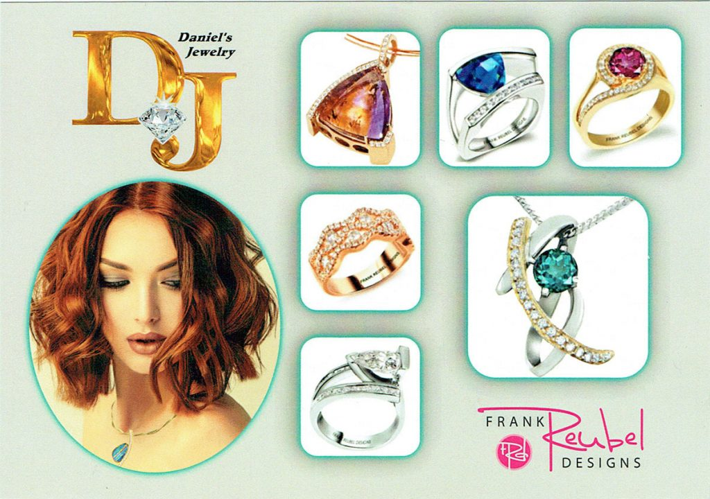 Ladies Get Ready! The Frank Reubel Jewelry Event is Here!
