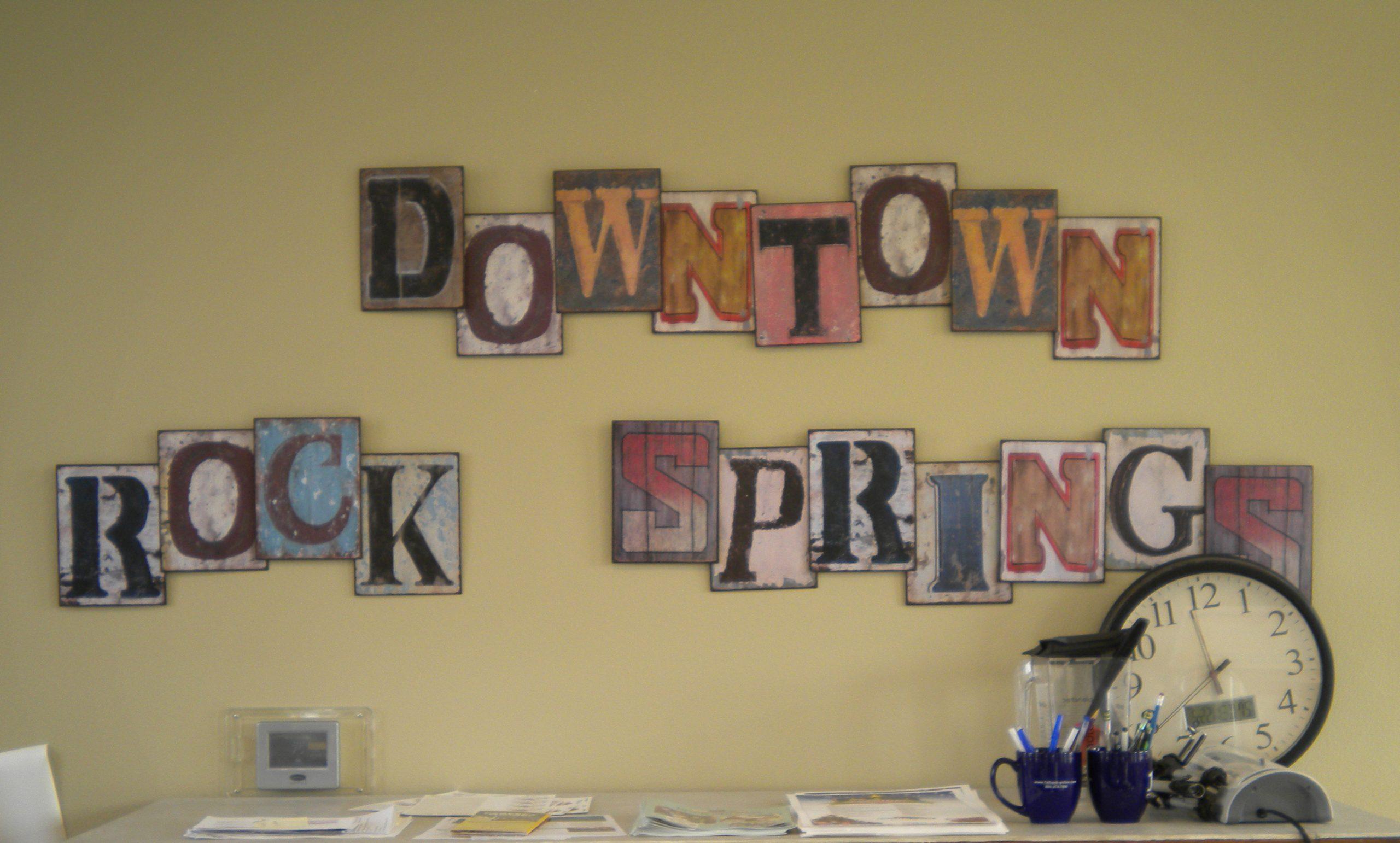 Rock Springs Main Street/Urban Renewal Agency Needs Your Help