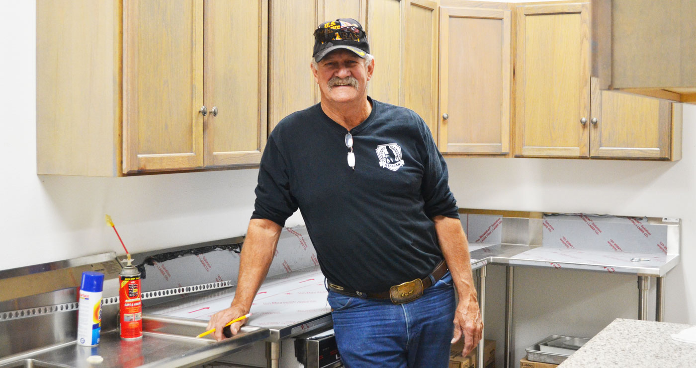 Vietnam Veteran Talks About the American Legion and His Military Service