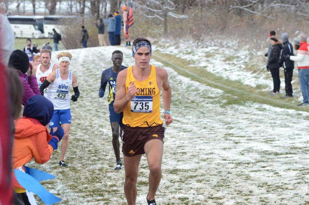 Cowboys Place 12th at NCAA Cross Country National Championships