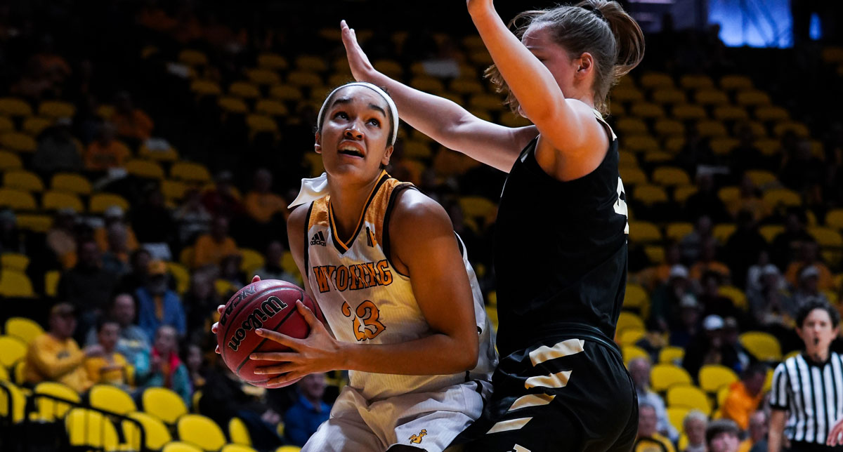 Bailee Cotton Named Mountain West Women's Basketball Player of the Week
