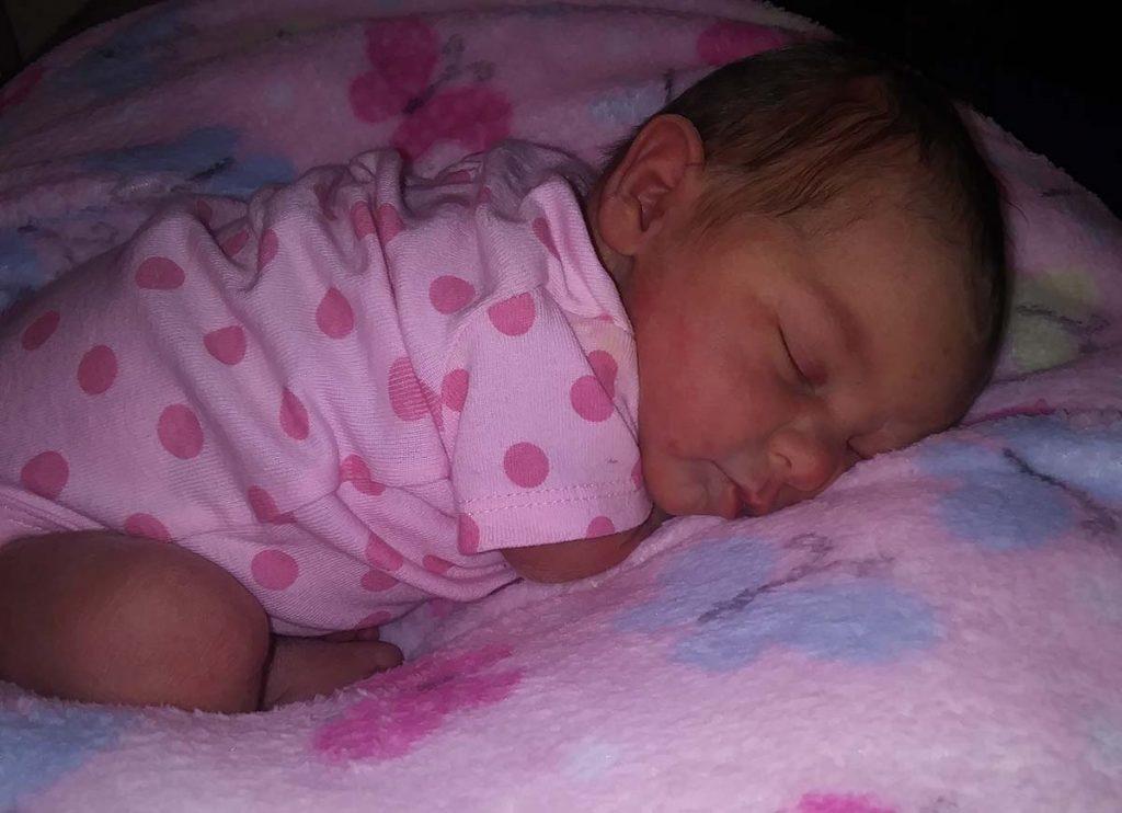 Birth Announcement: Kiara Cecilia Amrine
