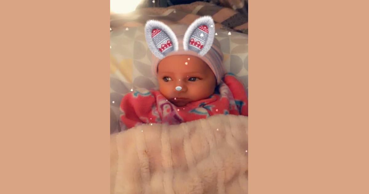 Birth Announcement: Hadlee Marie Booth