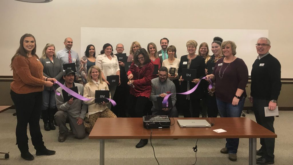 Business Networking International Allows the Sweetwater County Workforce to Connect