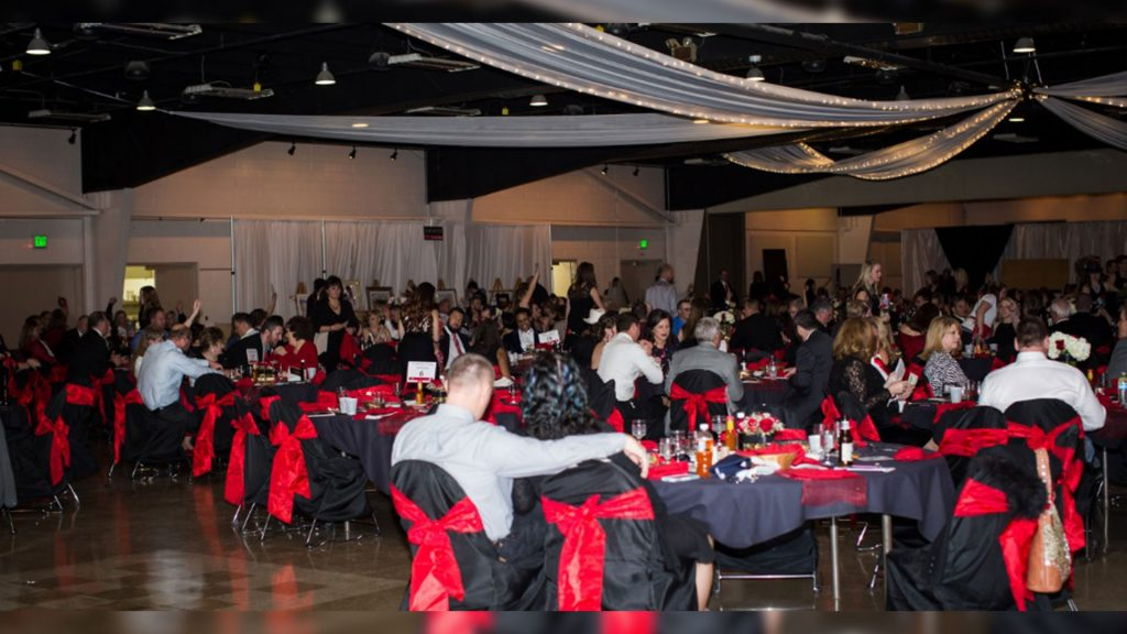 The 6th Annual Red Tie Gala is Just Over a Month Away