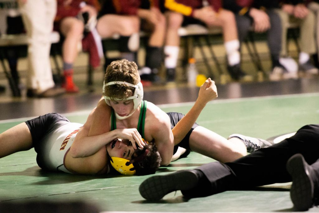 Wolves Fall to Star Valley in First Home Dual of the Season