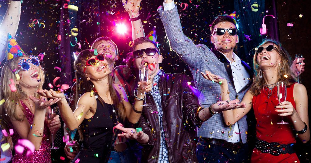 Join Bombers for an All-Nighter this New Year's Eve