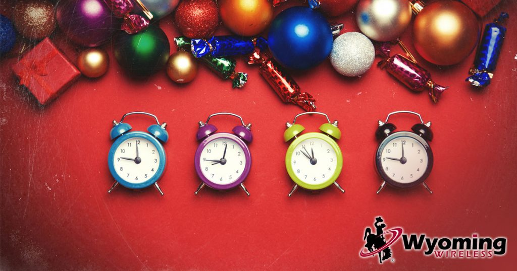 [Christmas Countdown] Check with Wyoming Wireless for a New Deal Every Day Until Christmas