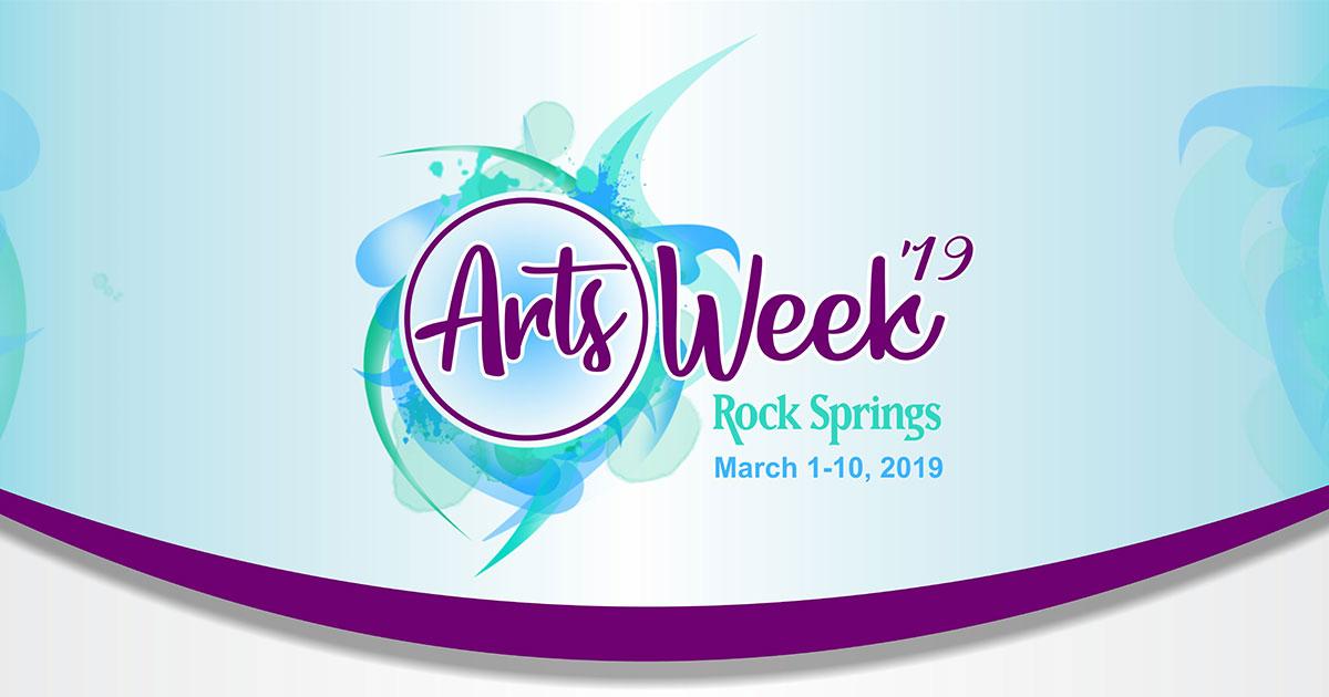 Celebrate Arts Week '19 in Rock Springs
