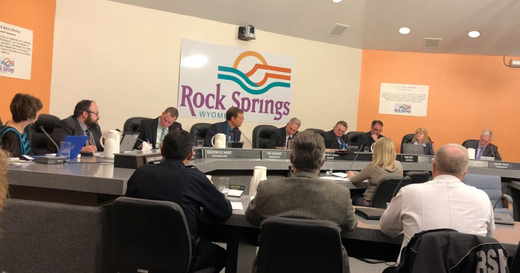OPINION: Rock Springs Council Needs to Accept New Mayor and Move Forward