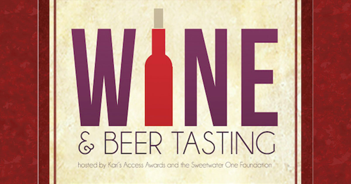 Support Local Youth at the 6th Annual Kari's Access Awards Wine & Beer Tasting