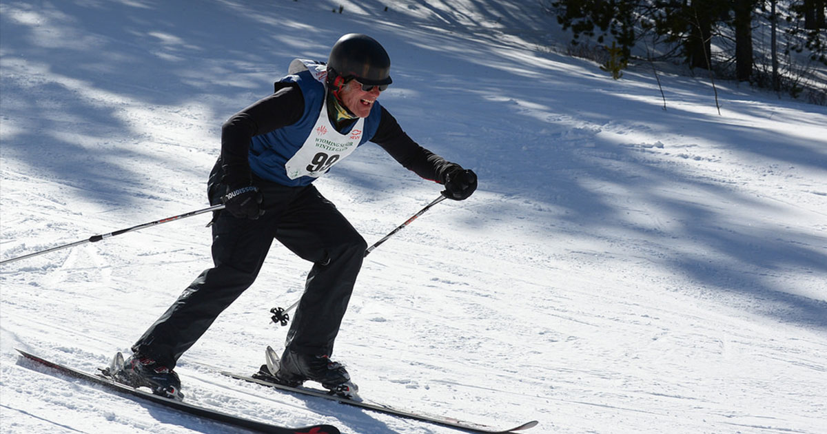 Get Ready for Winter Sports, Music and Fun at the Wyoming Senior Winter Games