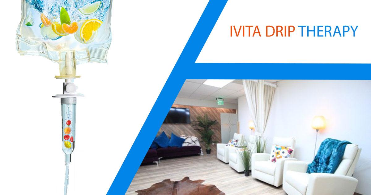 IVita Drip Therapy is Still Providing Rejuvenation in Rock Springs