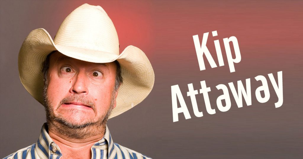 Join Marty's Gastropub for a Night of Laughs with Funny Guy Kip Attaway
