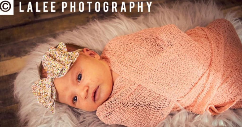 Birth Announcement: Parker Jane Waters
