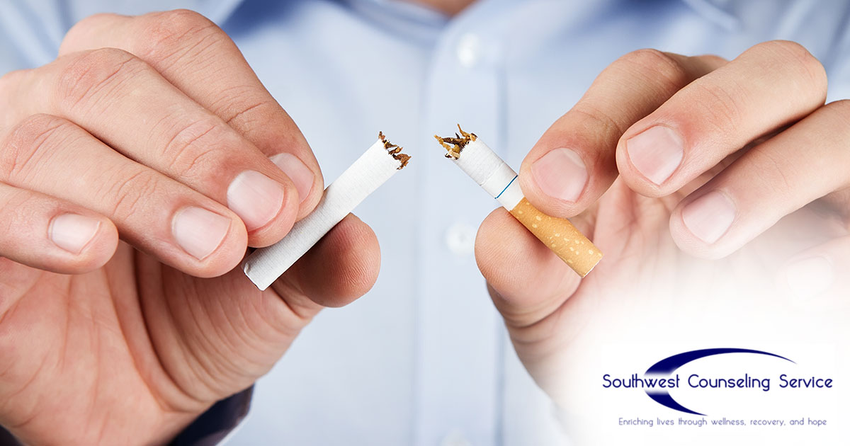 Start the New Year Healthy by Quitting Tobacco