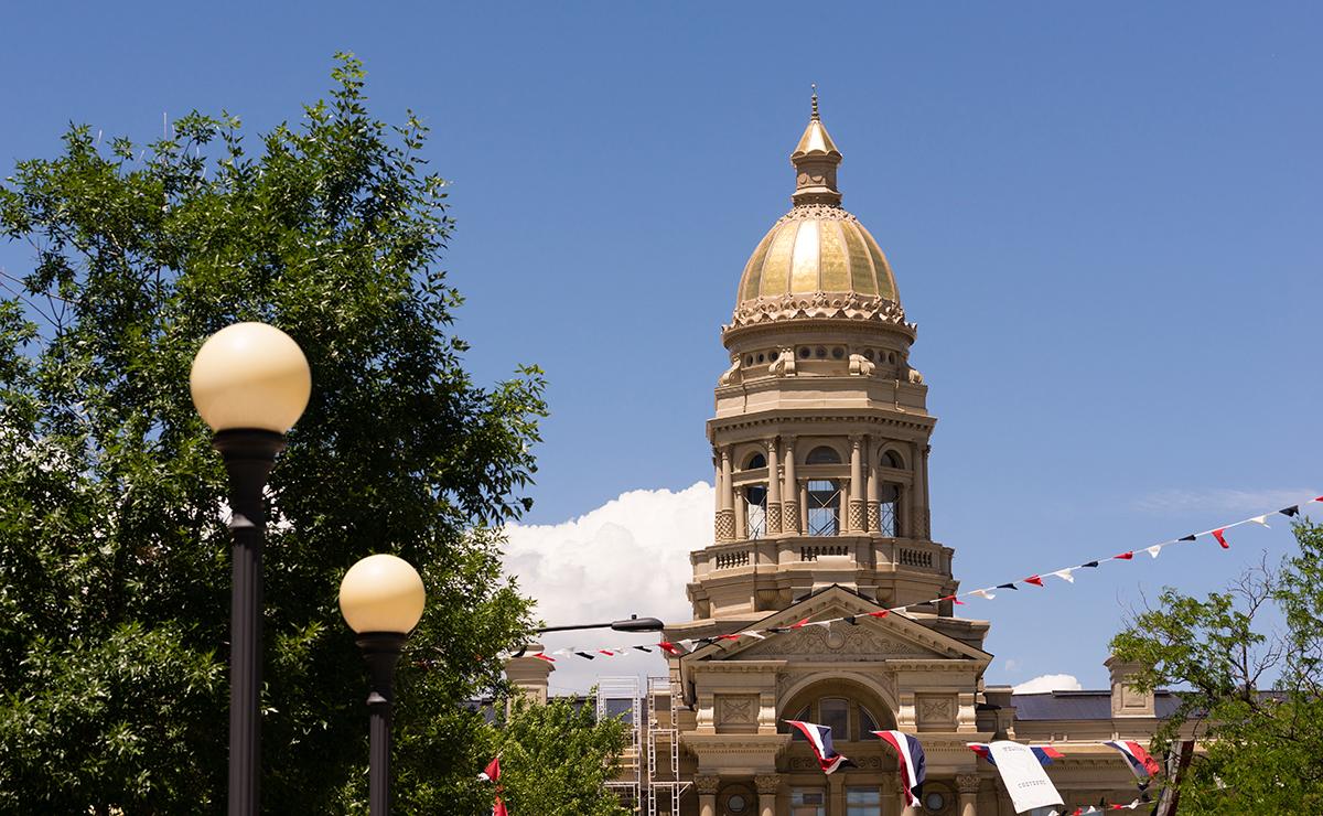 Wyoming Legislature Tackles Rape Kit Reporting
