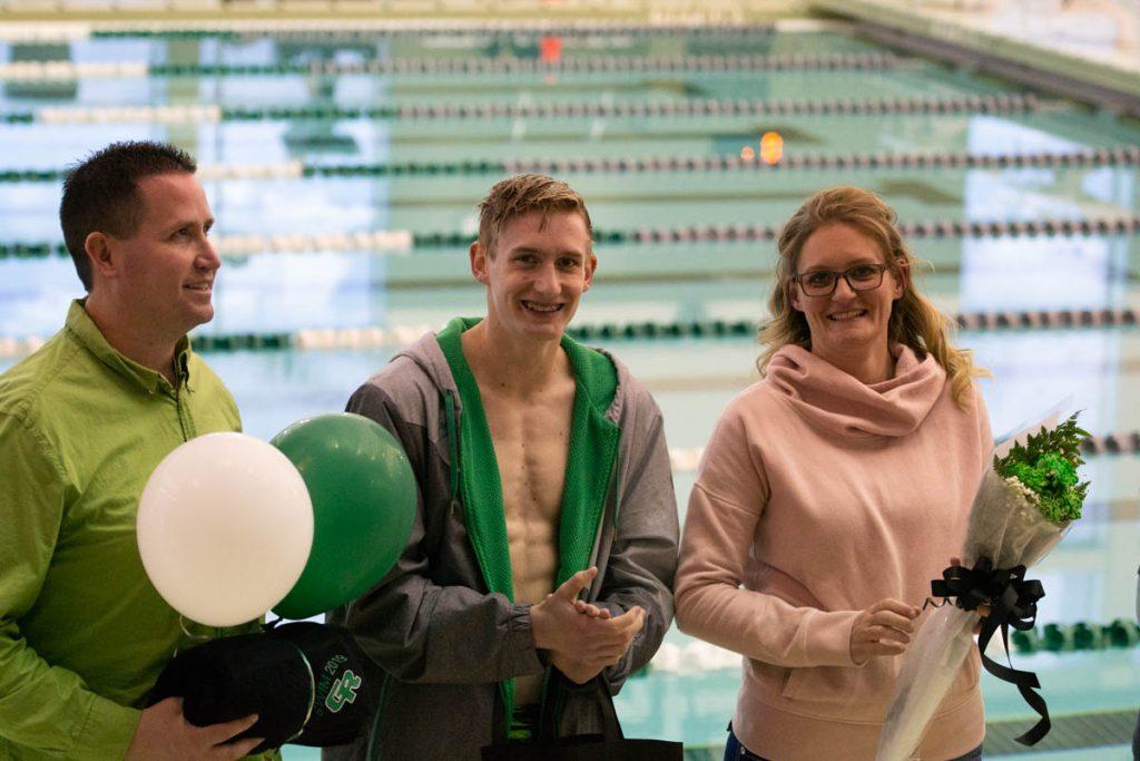 GRHS Senior Athletes Recognized [PHOTOS]