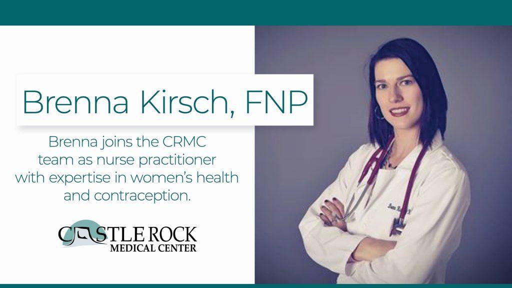 Family Nurse Practitioner Joins Castle Rock Medical Center