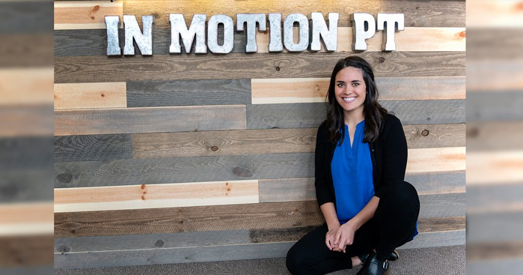 #HOMETOWN HUSTLE: Ashlee Lansang | In Motion Physical Therapy