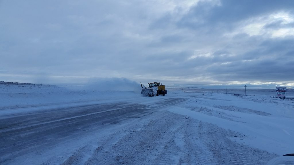 I-80 Between Rock Springs and Rawlins Remains Closed