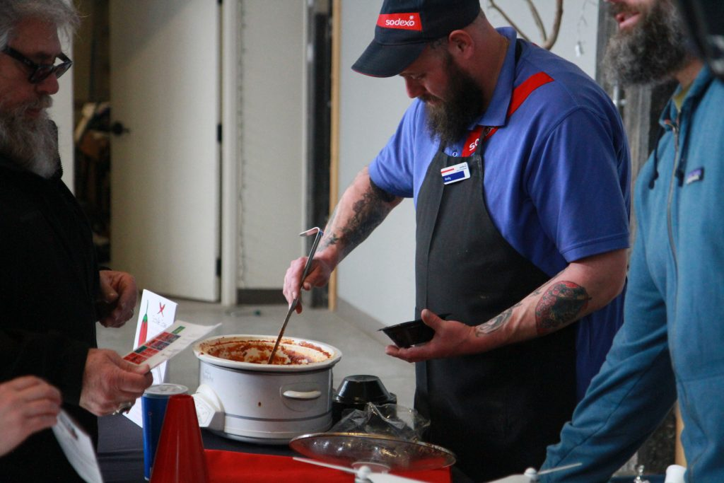 Photos and Winners From Western's Chili Cook-Off in Downtown Rock Springs