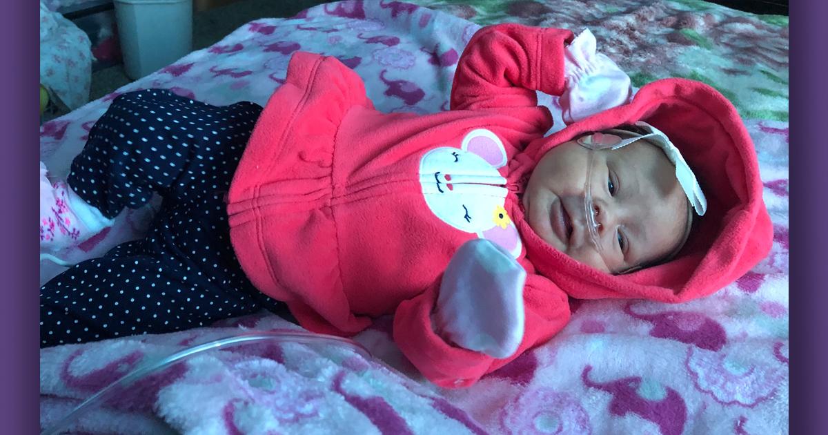 Birth Announcement: Yaretzi Griciely Vazquez