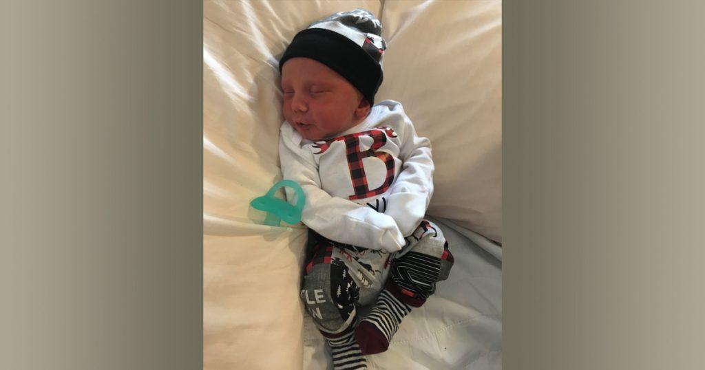 Birth Announcement: Baylor Allen Bolton