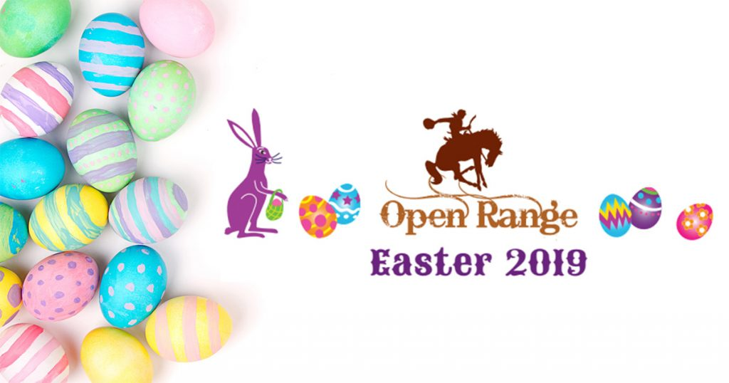 Enjoy the Easter Brunch Buffet This Sunday at the Outlaw Inn