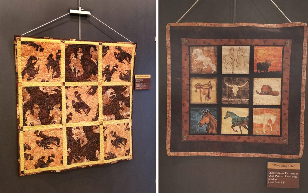 County Museum Announces 2nd Annual Quilt Exhibit and Partnership with Rock Springs Museum