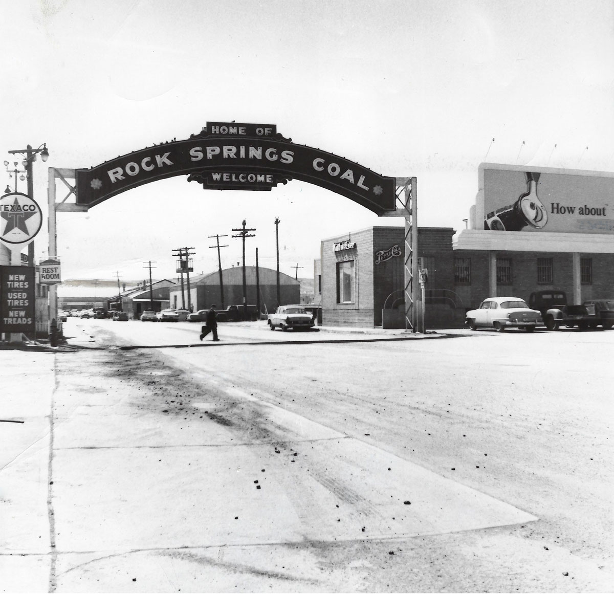 From 1929 and Into the Future: The History of the Rock Springs Coal Arch (Part 4)