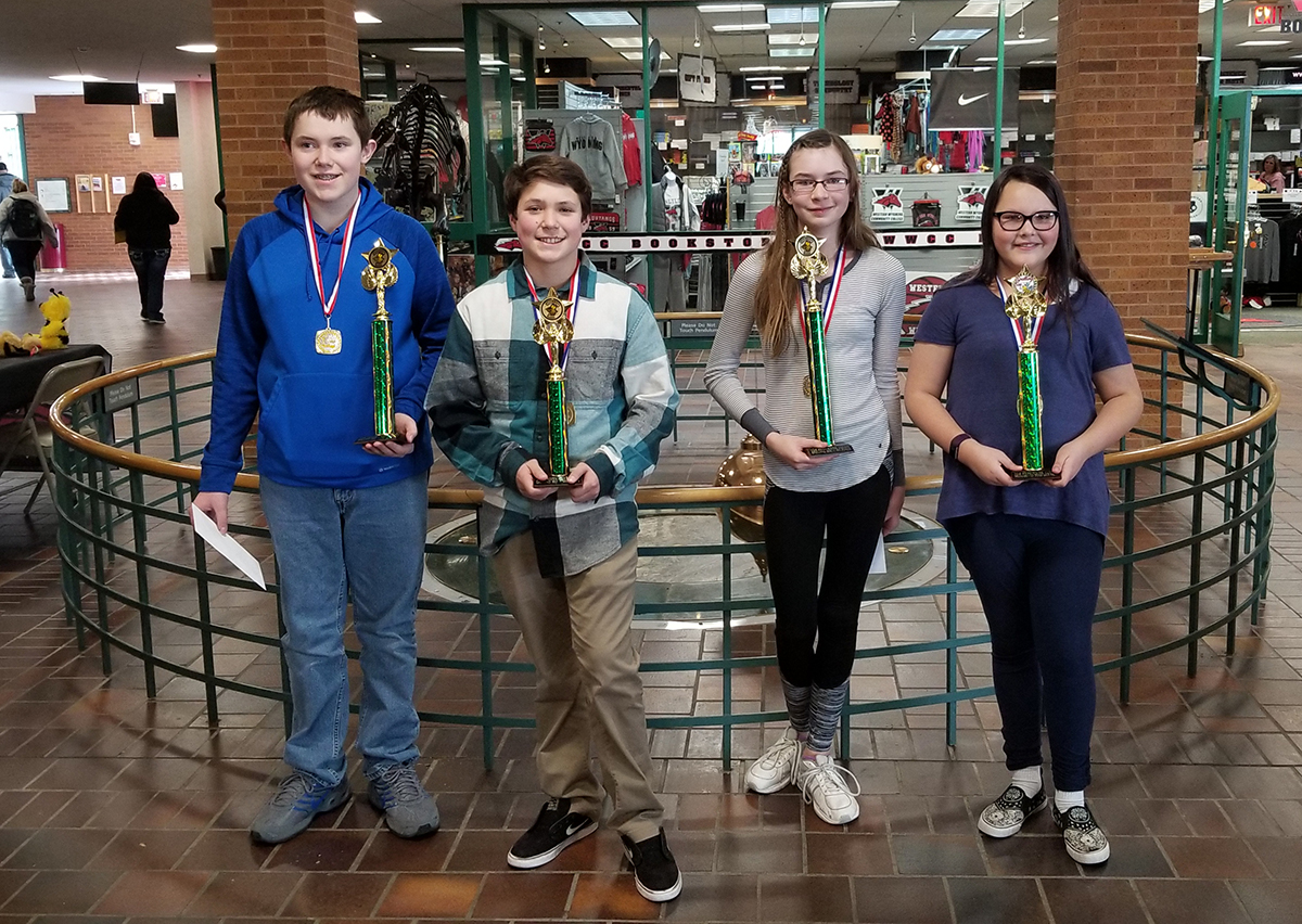 Western Tabbed to Host 2021 Wyoming State Spelling Bee