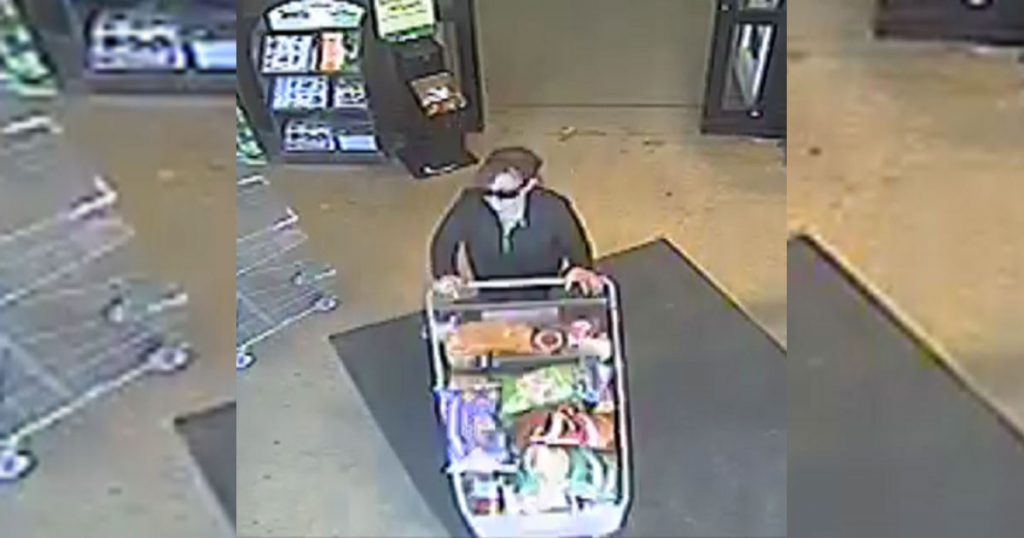 RSPD Seeking Help in Identifying a Suspect in Smith's Larceny