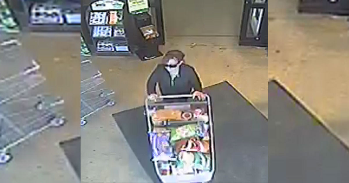 RSPD Seeking Help in Identifying a Suspect in Smith's Larceny