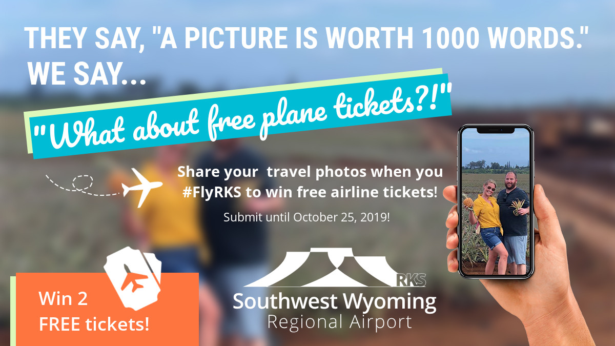 Win FREE Plane Tickets Just By Sharing Your Travel Photo!