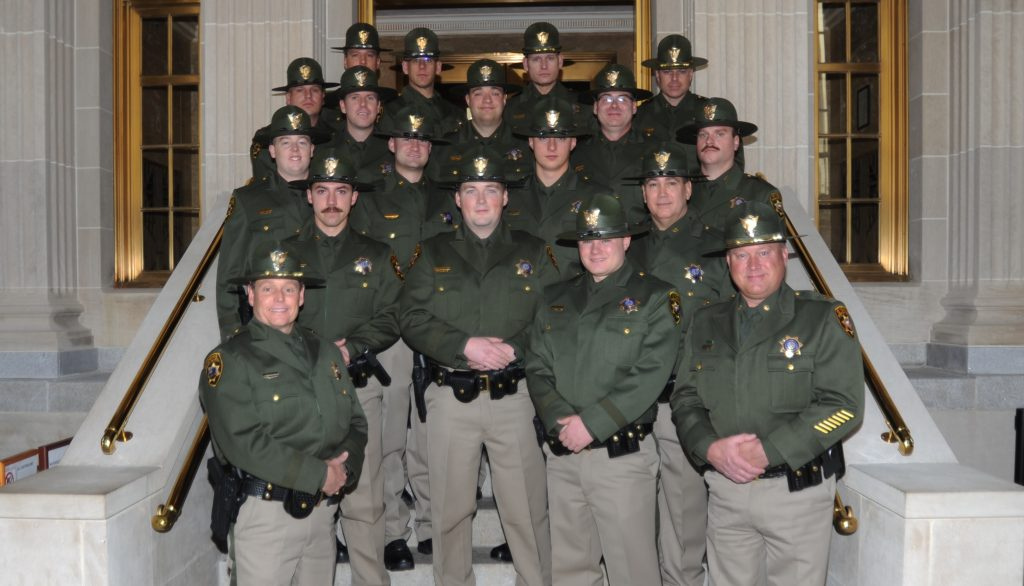 Wyoming Highway Patrol Commissions 11 New Troopers