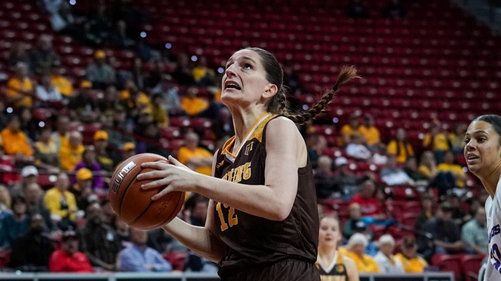 Cowgirls Fall to Boise State in MW Championship, 68-51