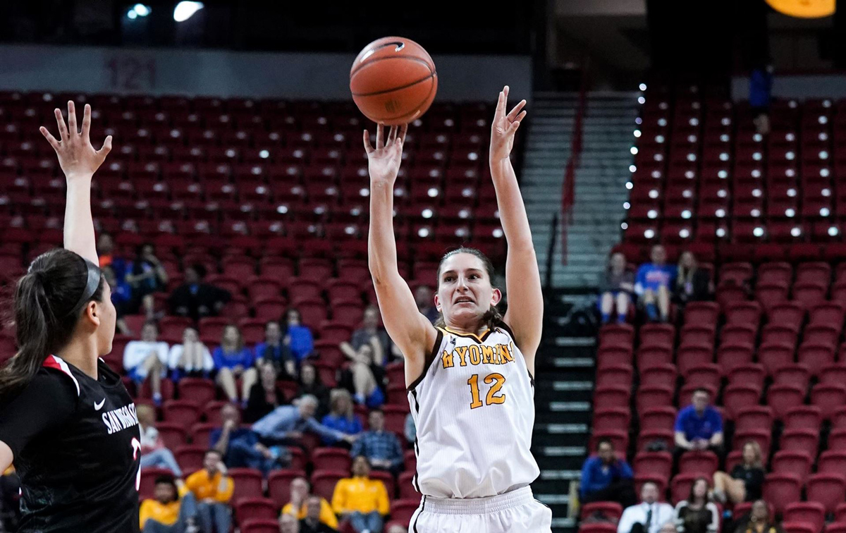 Cowgirls Punch Ticket to MW Championship with 75-70 Overtime Win over SDSU