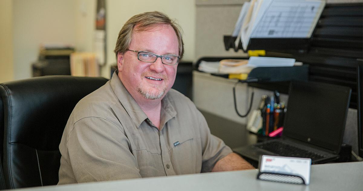 #HOMETOWN HUSTLE: Randy McConnell   AAA Insurance