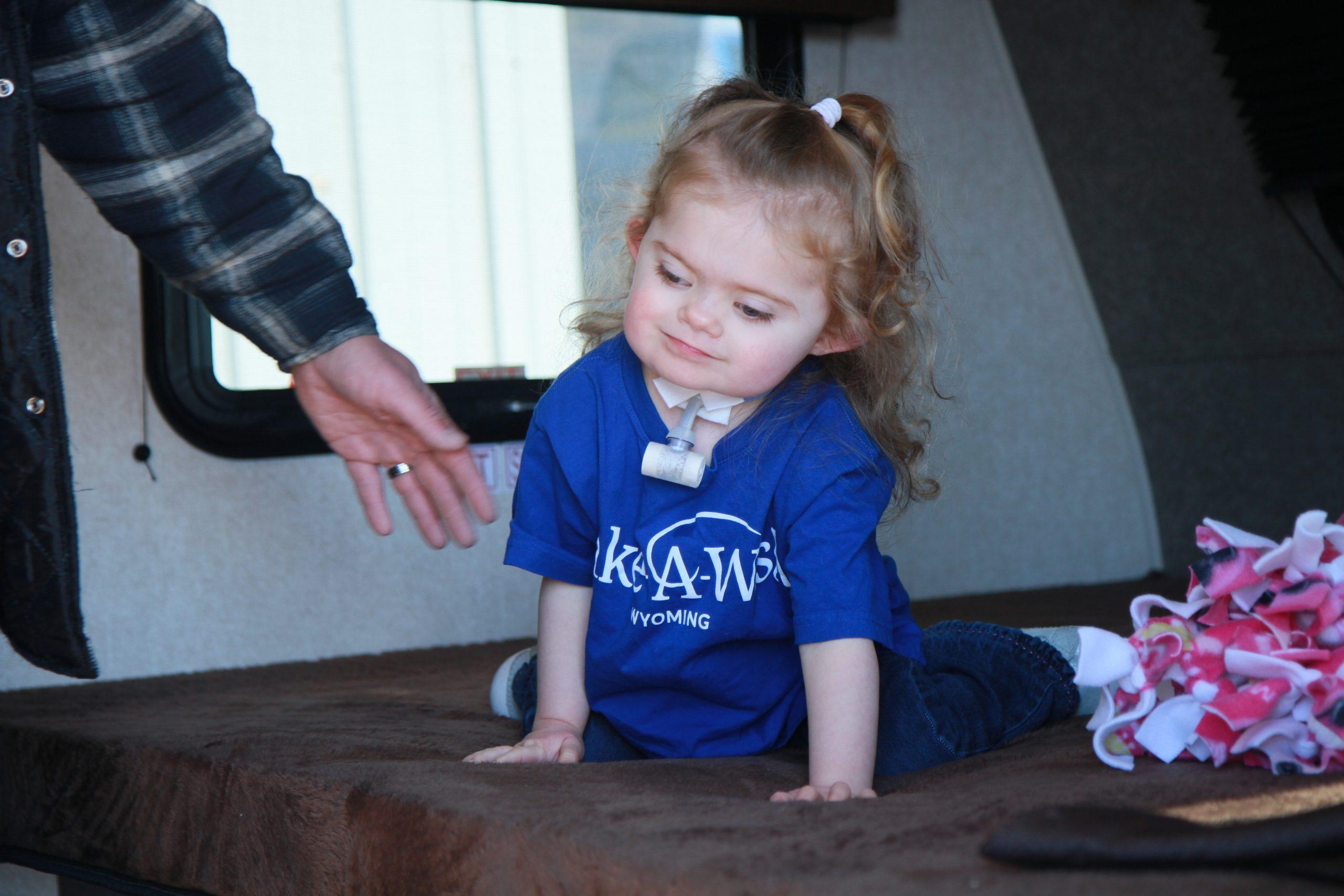 Make-A-Wish Wyoming Grants Ella's Wish
