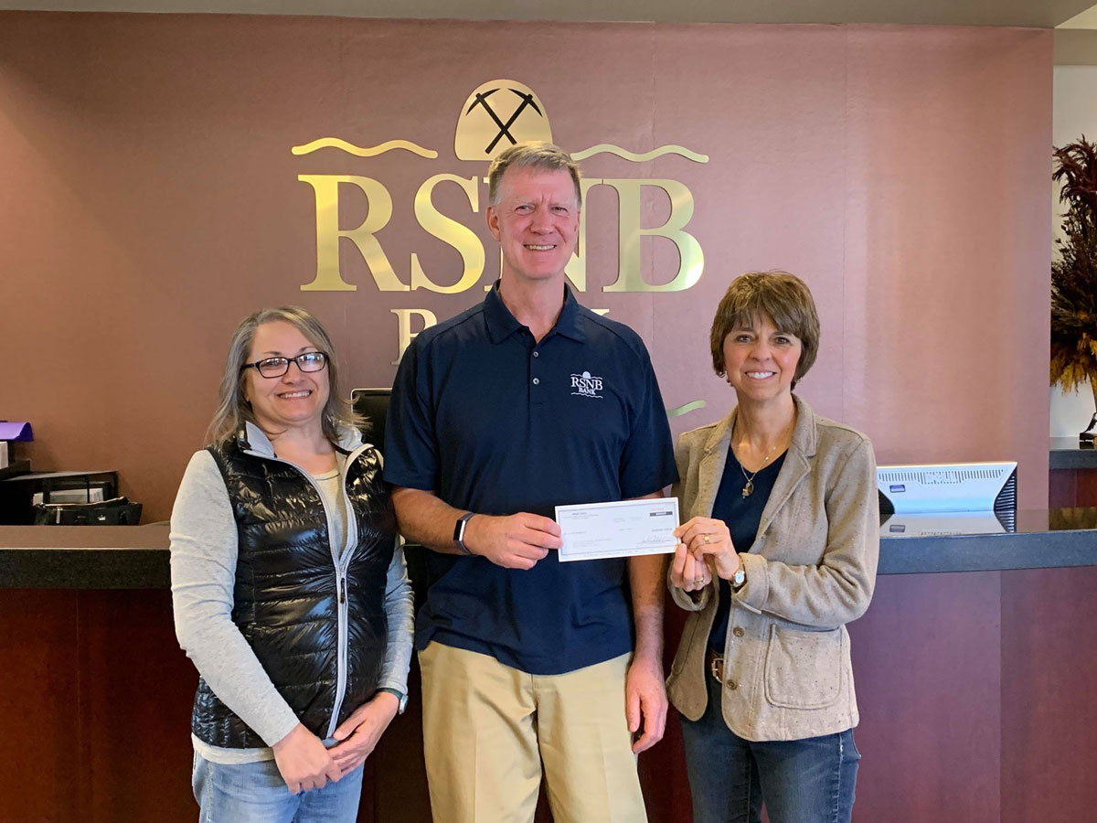 RSNB Donates $1,000 to the Downtown Mural Project
