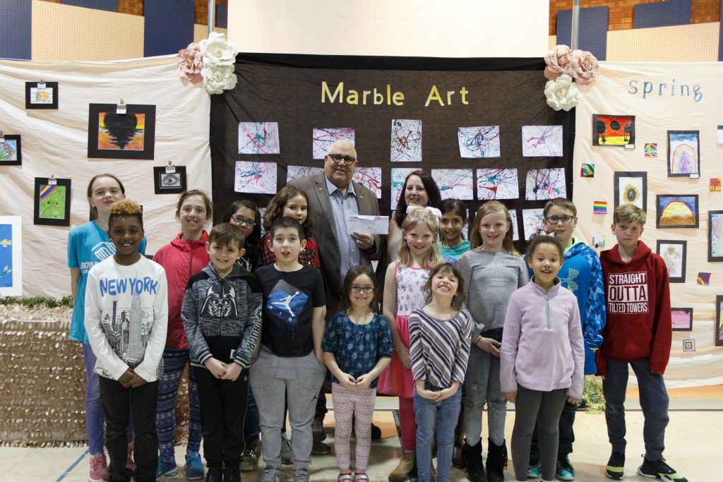Boys & Girls Club of Sweetwater County Receives $1,000 Donation from SMART Union
